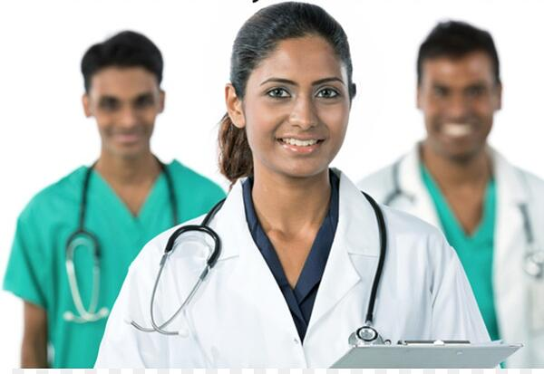 Physician in India