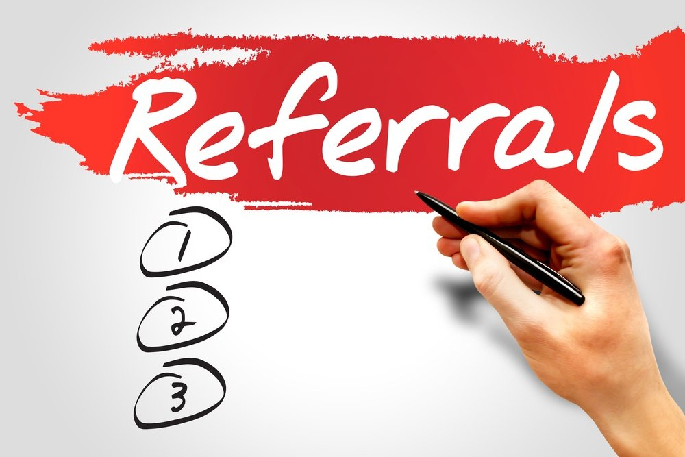 How to get referral doctors to be sticky with your brand